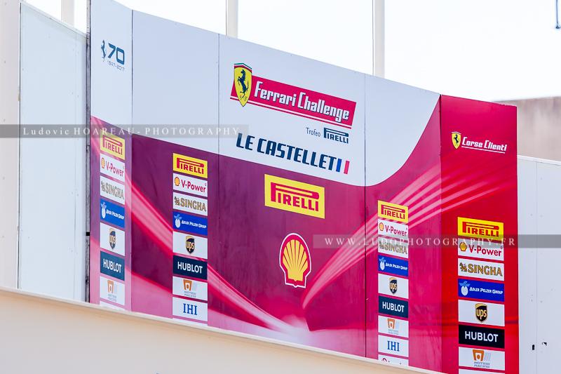 2017_07_FerrariChallenge_CircuitPaulRicard (578) Copyright / Tous droits réservés : Ludovic HOAREAU