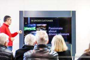 2019 1129 Presentation FerrarriF8TributoSpider ModenaSport (14)