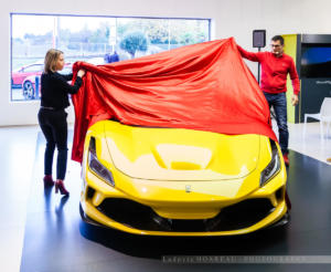 2019 1129 Presentation FerrarriF8TributoSpider ModenaSport (26)