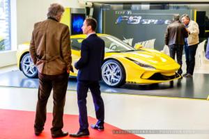 2019 1129 Presentation FerrarriF8TributoSpider ModenaSport (98)
