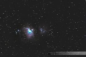 M42 - Nebuleuse d'Orion