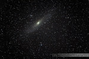 M31  - Galaxie d'Andromede
