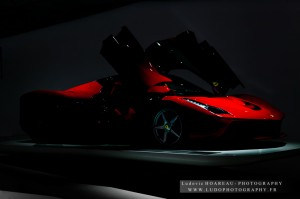 LaFerrari - In the dark